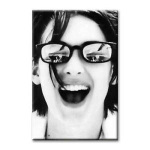 "cc art - CANVAS PRINT- WINONA RYDER 'SMILE' - 36""x24"""