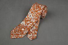 New Man Cotton Flowers Floral Neck Tie Wedding Necktie Narrow Slim Skinny Tie
