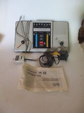 Very Rare UNISONIC TOURNAMENT 1000 ACTION TV GAME PONG in Excellent Condition