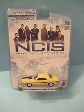 GREENLIGHT HOLLYWOOD SERIES 2 MOVIE CAR NCIS: AGENT GIBBS 1970 CHALLENGER R/T