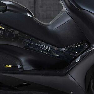 Adesivi 3D Laterali Boomerang compatibili con Yamaha Tmax 560 20Th Anniversary