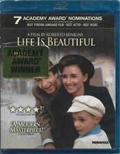 Life Is Beautiful (Blu-ray Disc, 2011, Best Foreign Language Film) New!