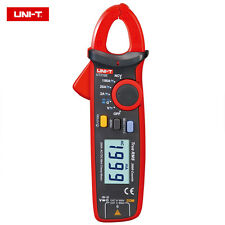 UNI-T Mini Digital Clamp Meter UT210E Ture RMS LCD Display Multimeter 600V 100A