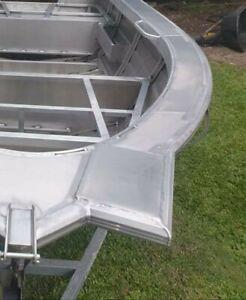 Aluminium Boat Electric Motor Mount Motorguide Minn Kota Watersnake Haswing