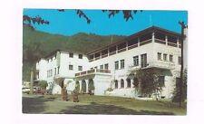 MEXICO vintage post card Hollingsworth's Hotel San Antonio in Tamazunchale SLP