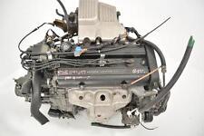 99 00 01 HONDA CRV B20B HIGH COMP DOHC 2.0L W/ 5 SPEED AWD MANUAL TRANSMISSION