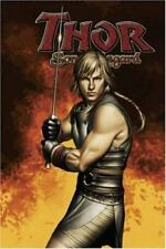 Thor: Son of Asgard Vol 1: The Warriors Teen Marvel Age Digest 2004