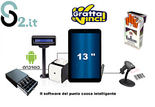 Sistema POS ANDROID Touch Screen Tabacchi