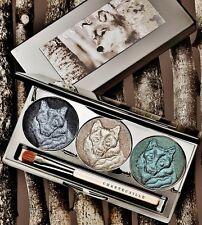 Chantecaille proteger los Lobos Trío Sombra De Ojos Paleta Sombra de Ojos Pincel Espejo