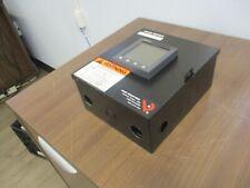 Veris H8400 Series Power Meter H8437Vb System: 208Vac Used