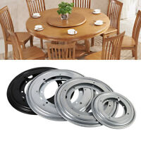 Heavy Duty Galvanized Lazy Susan Turntable Bearing Rotating Swivel Plate LJ