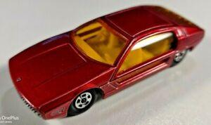 Matchbox/Lesney Superfast Lamborghini Marzal 20d Code 1 Red Thin Tires