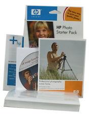 HP Druckerpapier 60 Blatt Fotopapier 10x15cm 240g/m Glossy A6 Photopapier