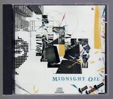 Midnight Oil - 10,9,8,7,6,5,4,3,2,1  - CD ALBUM, 1983,
