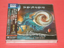 2017 JAPAN ONLY  2 BLU-SPEC CD SET  KANSAS Leftoverture Live & Beyond