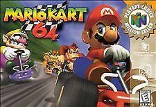 Mario Kart 64 (64, 1997)