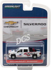GREENLIGHT 2015 CHEVY SILVERADO TRACK SAFETY RESPONSE TEAM 1/64 DIECAST 29874