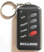 Bulldog aftermarket security start starter remote keyless transmitter keyfob fob