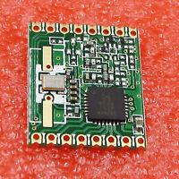 RFM69W Wireless Transceiver 433Mhz - (HopeRF - RFM69W-433S2)