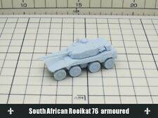 1/144 RESIN KITS South African Rooikat 76 armoured