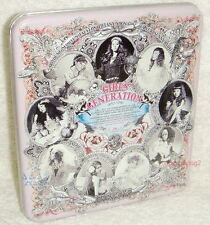Girls' Generation Vol. 3 The Boys Taiwan CD +card +10 postcards +booklet
