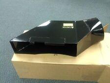"598-8 Trac-Vac Metal Leaf Vac Vacuum Deck Chute Boot Fits John Deere 60"" Mower"
