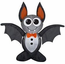 Halloween Vampire Bat Airblown Inflatable Yard Decor 4ft Gemmy
