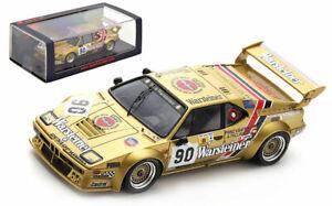 Spark S6407 BMW M1 #90 'Warsteiner' Le Mans 1983 - 1/43 Scale