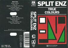 Split Enz True Colours CASSETTE A&M Records Masters Series 11TR ALBUM New Wave