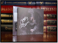Ordinary Man ✎SIGNED♫ by OZZY OSBOURNE New Sealed CD with Autographed Booklet
