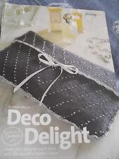 Retro Deco Beaded Clutch Bag Knitting Pattern