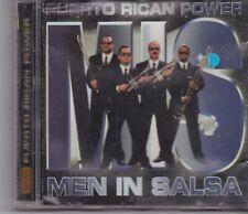 Puerto Rican Power-Men In Salsa cd album