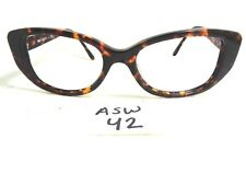VOGUE Eyeglass Frame VO5110-SB 2438/73 Tortoise Cat Eye Squared Shape (ASW-42)