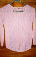 poof girls sweater size m