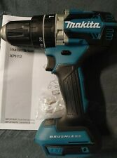 "Makita XPH12Z 18-Volt Lithiun-Ion 1/2"" Brushless Hammerdrill Tool Only XPH12 New"