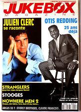 JUKEBOX N°66; Julien Clerc/ Otis Redding/ Stranglers/ Stooges/ Nowhere Men 2