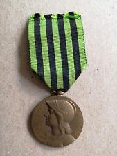Médaille commémorative de la guerre 1870 1871 france décoration militaire
