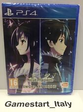 ACCEL WORLD VS SWORD ART ONLINE - SONY PS4 - NUOVO SIGILLATO NEW SEALED PAL