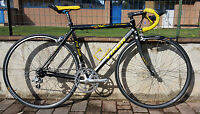 Bici corsa alu-carbon Viner V107 Compact Pro Team Campagnolo Daytona road bike