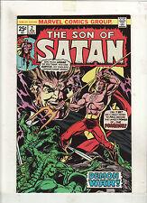 Son Of Satan #2 Vf/Nm