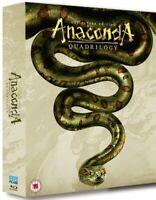 Nuovo Anaconda 1 a 4 Blu-Ray (88FB335)