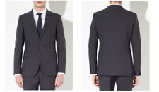 Kin by John Lewis Sutton Lux Mohair Slim Fit Navy Jacket Size 36R RRP £109 BNWT