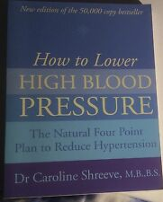 How to Lower High Blood Pressure,natural four point plan reduce hypertension