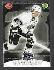 1999 POST CEREAL WAYNE GRETZKY 4 STANLEY CUP CHAMPIONSHIPS CARD # 5 SEALED !!