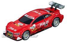 """Carrera GO!!! Audi A5 DTM """"Miguel Molina, No.20"""" 1/43 analog slot car 64042"""