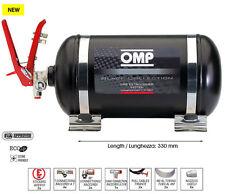 CMSST1 Impianto di estinzione Estintore Fisso Omp 8,1Kg Diam.160mm omologato FIA