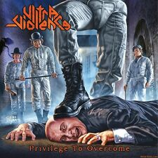 ULTRA VIOLENCE-PRIVILEGE TO OVERCOME-CD-IMPORT-destruction-exumer-kreator