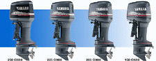 1998-1999 YAMAHA 150 200HP 2-STROKE SALTWATER SERIES OUTBOARD Manual on CD