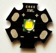 Cree Single-Die XM-L LED T6  Neutral White 4000k 280lm 750mA with 20mm Star PCB