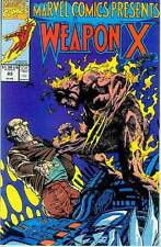 Marvel Comics Presents # 83 (Weapon X by Barry Windsor-Smith) (Estados Unidos, 1991)